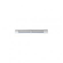 Ingresso aria Igroregolabile EHL small alluminio RAL 7035 6-45 m³ /h