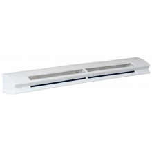 Ingresso aria Igroregolabile Ehl Large Alluminio Ral 7035 6-45 m³ /h