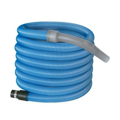 Tubo flessibile con impugnatura curva