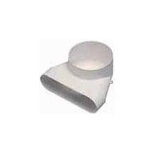 Curva mista per bocchetta D125