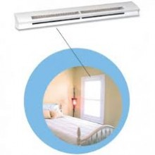 Ingresso aria Igroregolabile EHC bianco RAL 9016 6-45 m³ /h